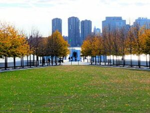 Roosevelt Island a New York