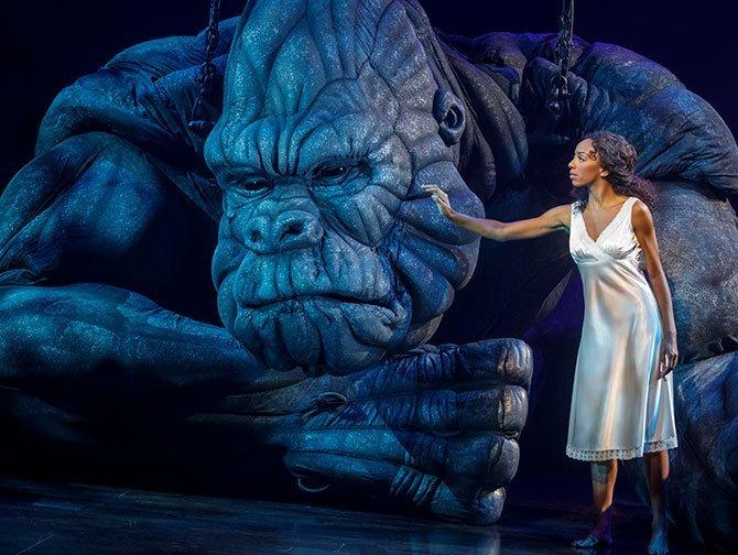Biglietti per King Kong the Musical a Broadway - King Kong e Ann