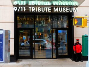 911 Tribute Museum a New York