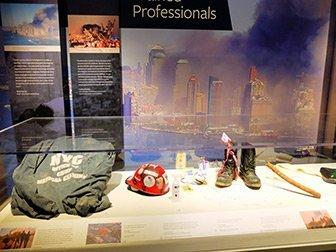9/11 Tribute Museum a New York - Oggetti