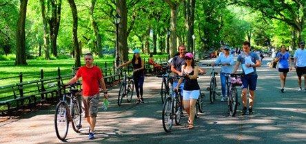 Tour in bici