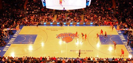 Partita dei Knicks