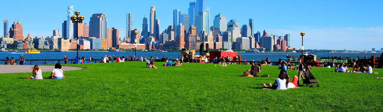 I migliori parchi a New York