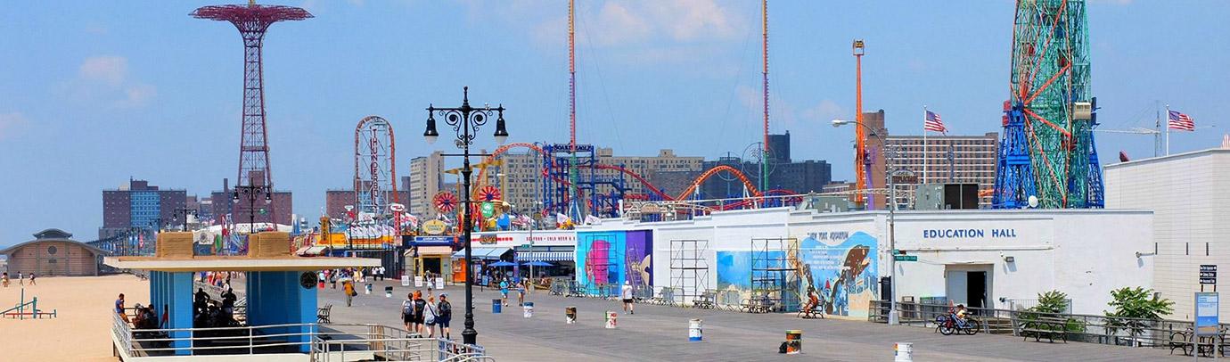 Estate in città: Coney Island