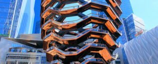 Hudson Yards Vessel a New York
