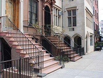 Tour dei film classici a New York - L'appartamento di Colazione da Tiffany