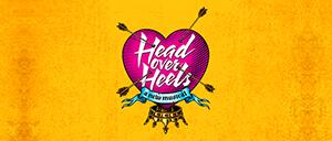 Biglietti per Head over Heels a Broadway