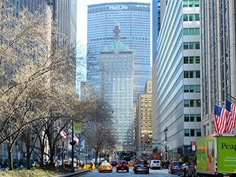Tour dei supereroi a New York - Park Avenue