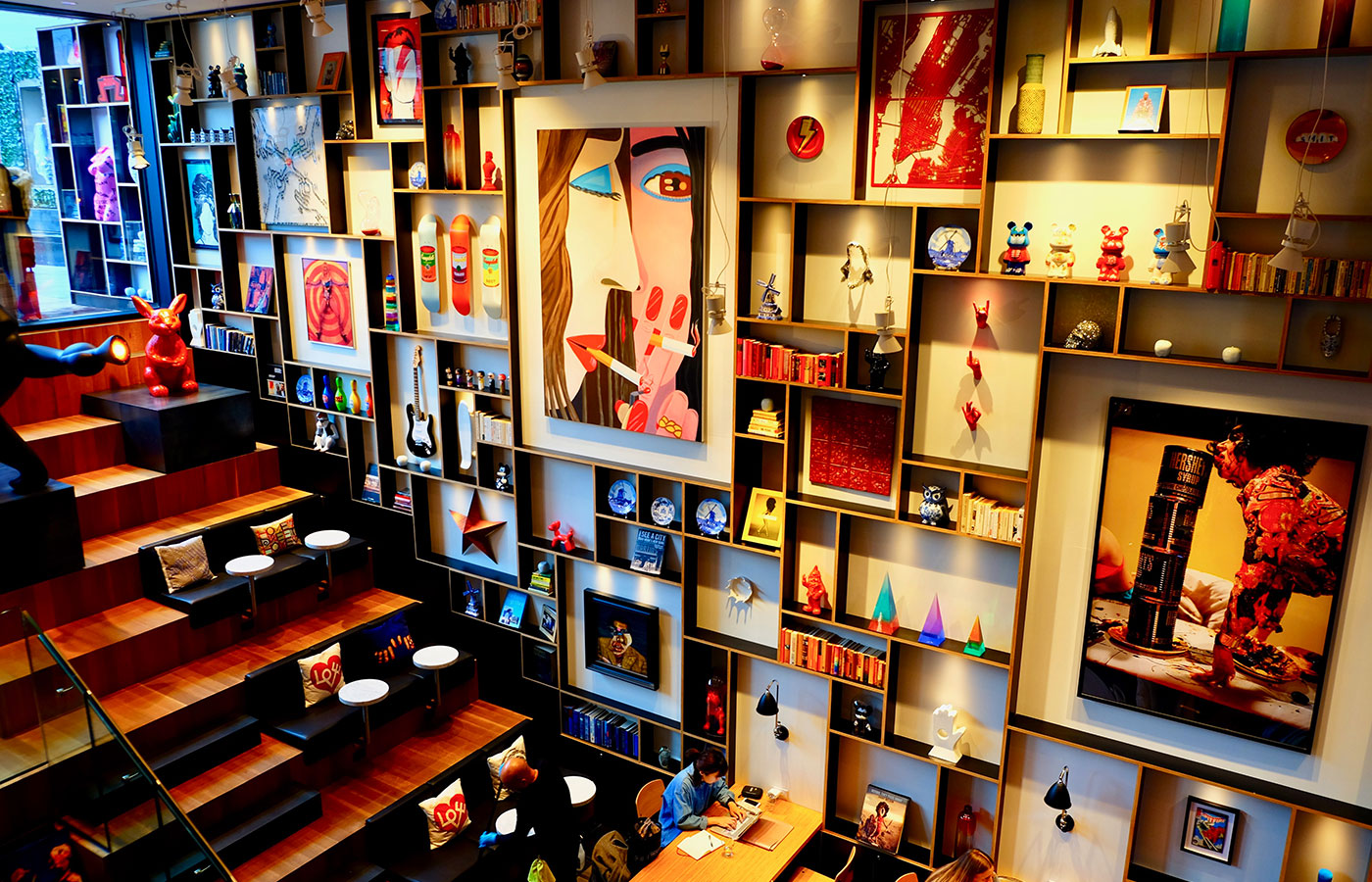 citizenM New York Bowery Hotel - Arte
