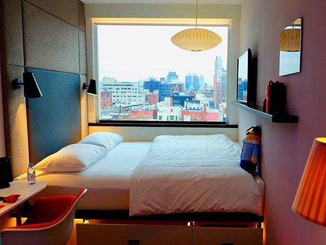 citizenM New York Bowery Hotel - Camera