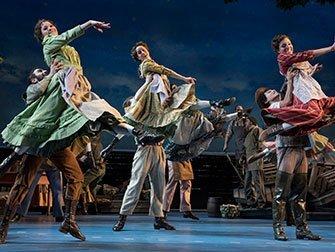 Biglietti per Carousel a Broadway - Il cast