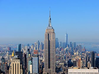 La differenza tra il New York Sightseeing Flex Pass e il New York Explorer Pass - Empire State Building