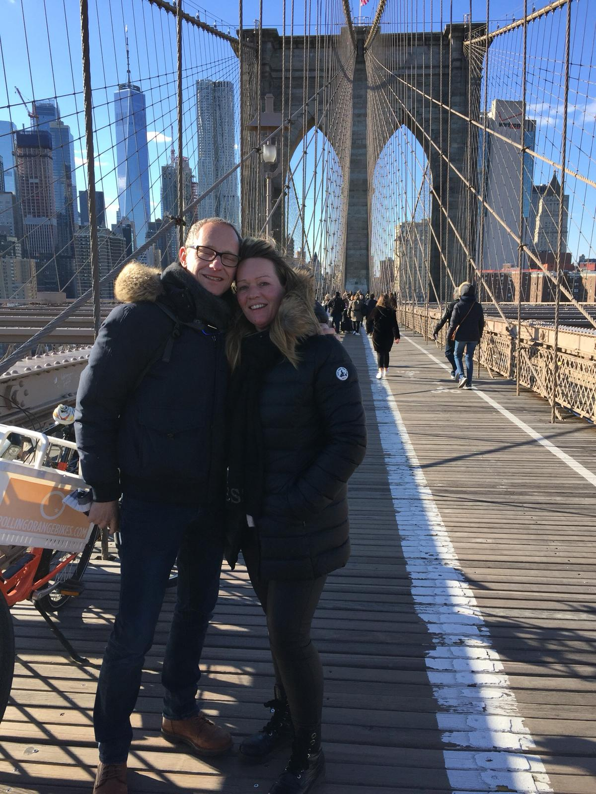 Vinci un viaggio a New York - Brooklyn Bridge