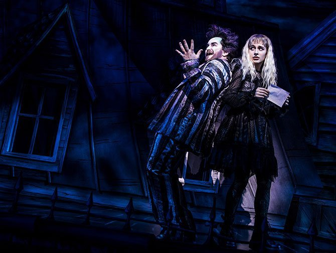 Biglietti per Beetlejuice a Broadway - Beetlejuice & Lydia