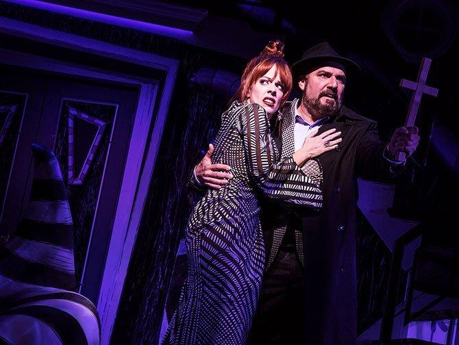 Biglietti per Beetlejuice a Broadway - Genitori