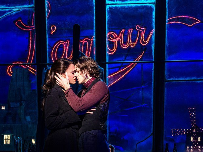 Biglietti per Moulin Rouge! The Musical a Broadway - L'amour