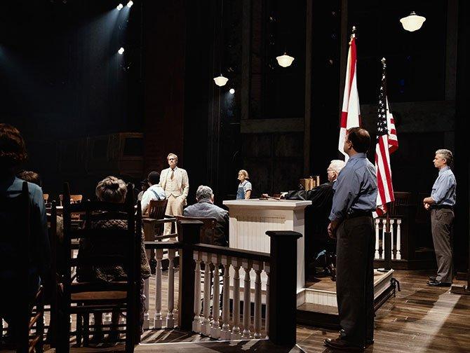 Biglietti per To Kill a Mockingbird a Broadway - In tribunale