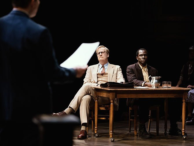 Biglietti per To Kill a Mockingbird a Broadway - Processo