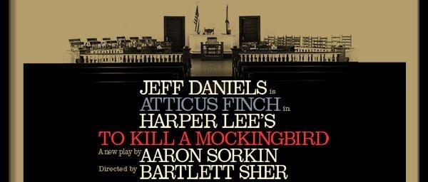 Biglietti per To Kill a Mockingbird a Broadway