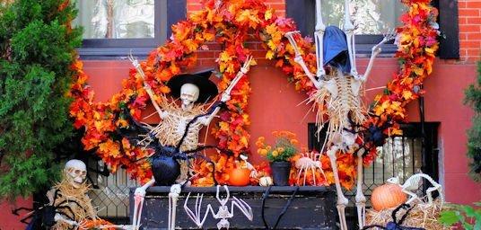 Festeggia Halloween