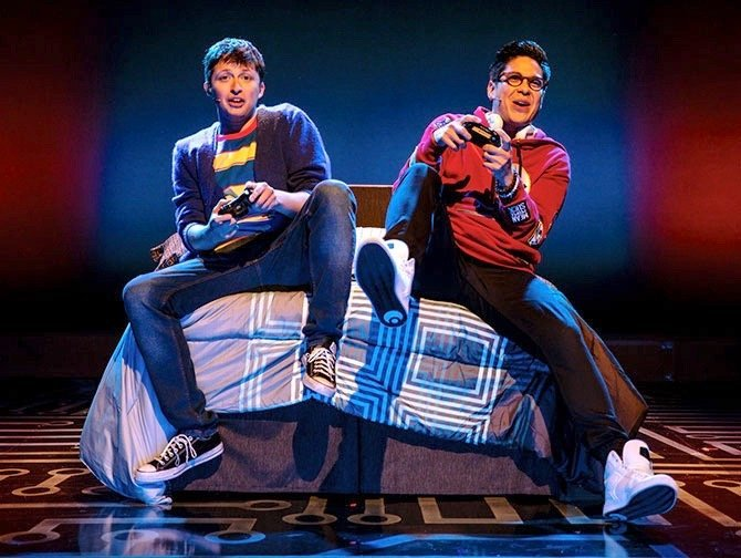Biglietti per Be More Chill a Broadway - Jeremy e Michael