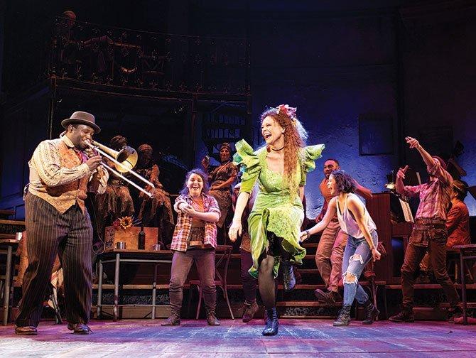 Biglietti per Hadestown a Broadway - Ballo