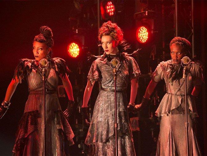 Biglietti per Hadestown a Broadway - Le tre Moire