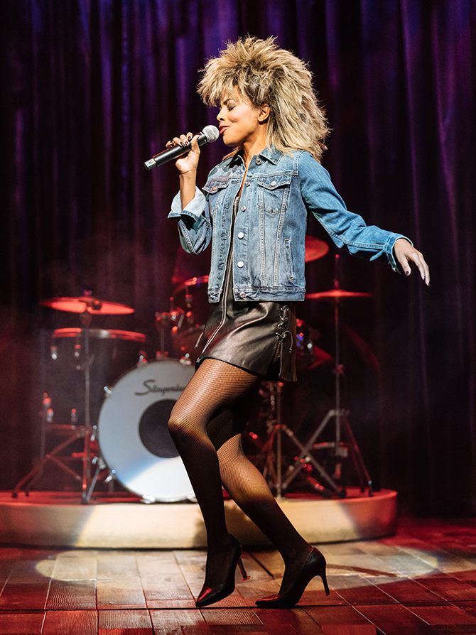 Biglietti per The Tina Turner Musical a Broadway - L'iconico look
