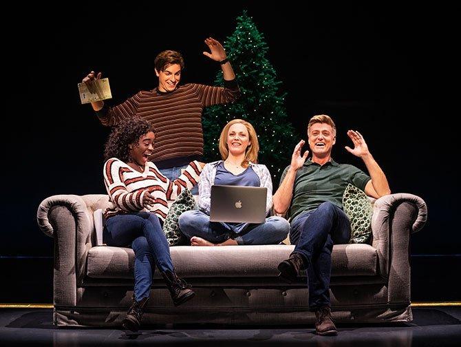 Biglietti per Jagged Little Pill a Broadway - La famiglia Healy